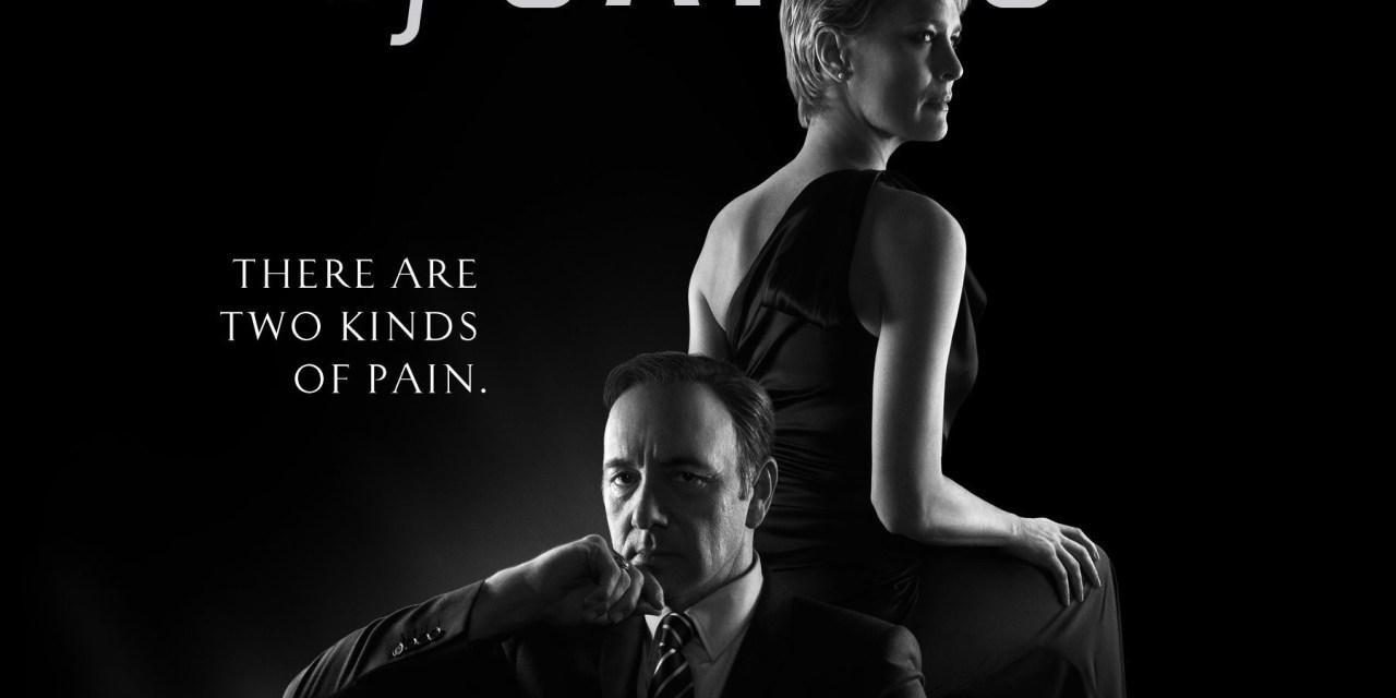 House of Cards saison 2, une transition vers l'apothéose d'Underwood
