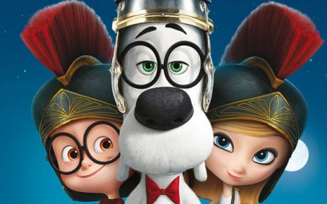 adaptation - Mr. Peabody Et Sherman, Les Voyages Dans Le Temps : Genius. Billionnaire. Playboy. Philanthropist. Dog.