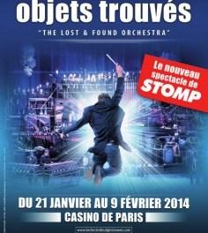L'Orchestre des Objets Trouvés : Stomp revient en France