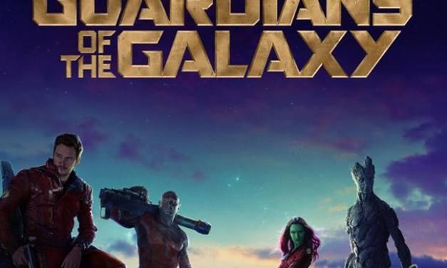 Gardiens de la Galaxie : Affiche et portraits des personnages