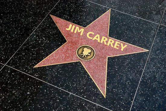 Mais où est Jim Carrey ?
