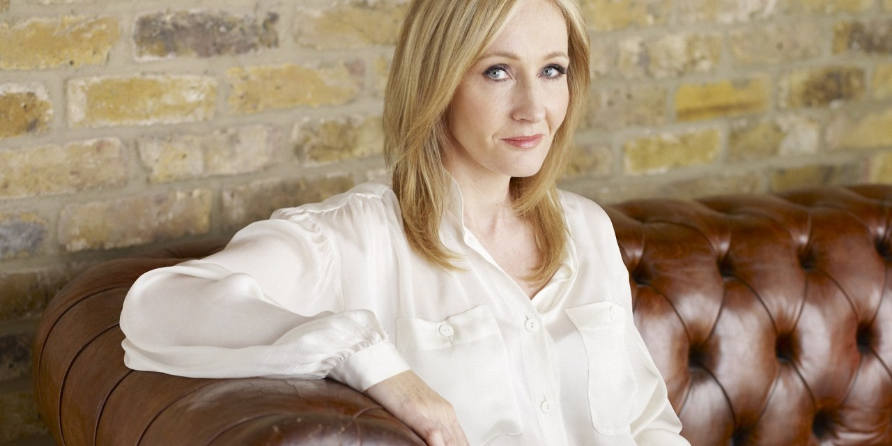 J.K. Rowling raconte Harry Potter à 34 ans