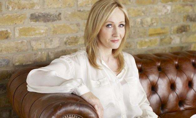 J.K. Rowling raconte Harry Potter à 34 ans