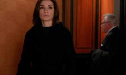 Critweets – The Good Wife 5×15 Dramatics, Your Honor