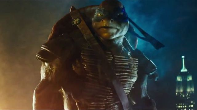 ninja turtles - Ninja Turtles : les affiches personnages Teenage Mutant Ninja Turtles Official Trailer 1
