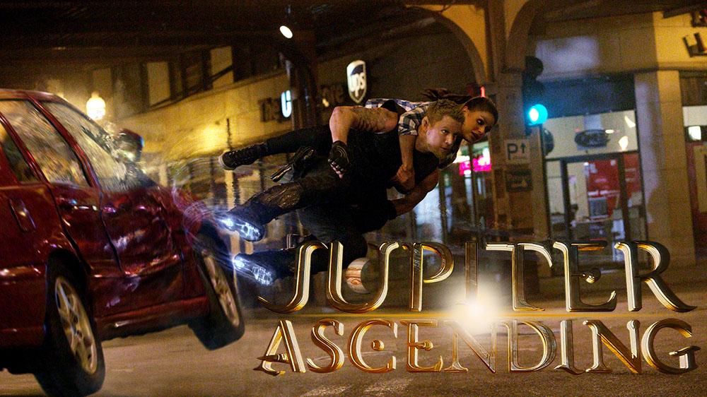 Jupiter Ascending : Bande-Annonce et affiches