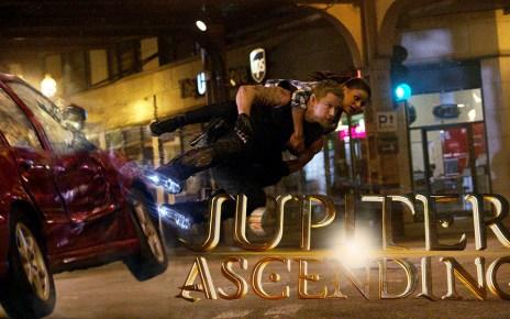 jupiter ascending - Jupiter Ascending : Bande-Annonce et affiches