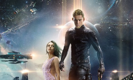 Jupiter Ascending : Regressing