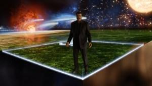 Neil DeGrasse Tyson reprend le flambeau. (Crédit : 20th Century Fox)
