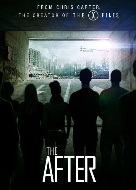 Amazon commande The After de Chris Carter