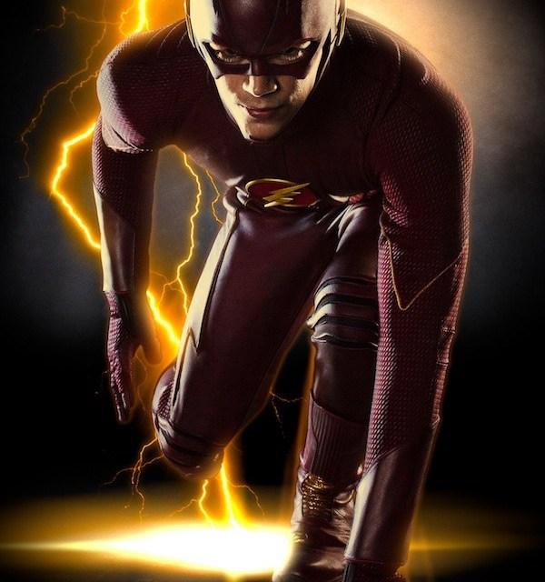 [MàJ] Découvrez le costume de Flash en images