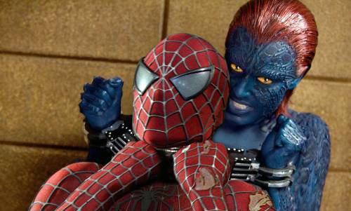 amazing spider-man - Amazing Spider-Man et X-Men : le cross-over fantôme BDS Spiderman XMen