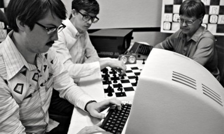 Computer Chess : Ghosts and The Machines