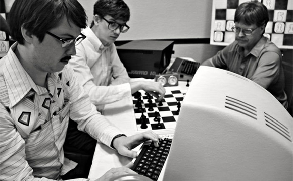 andrew bujalski - Computer Chess : Ghosts and The Machines COMPUTER CHESS