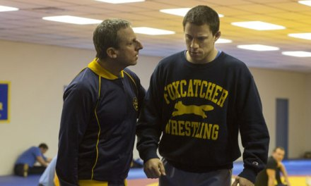 Foxcatcher : Fight Club