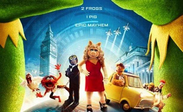 Muppets Most Wanted : Mauvais Baisers (Bien Baveux) de Russie