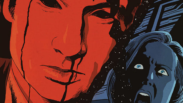 x-files en comics - X-Files saison 10 #14 la preview XFiless10 14