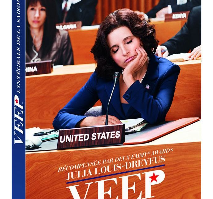 armando ianucci - Veep : notre avis sur les DVD de la saison 2