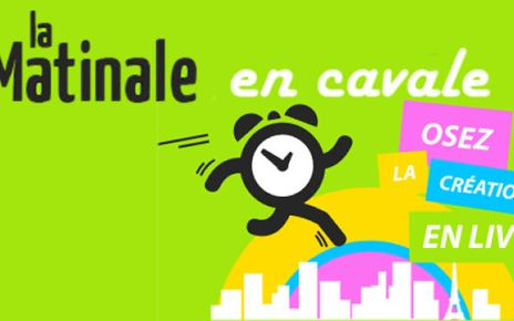 concours - La Matinale en Cavale, l'événement live de la Littérature courte matinalecavale