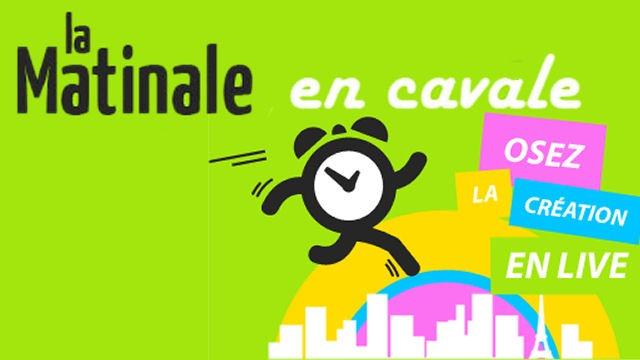 écriture - La Matinale en Cavale, l'événement live de la Littérature courte matinalecavale