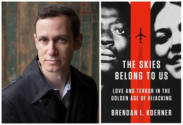 livre de poche - Le ciel nous appartient, les mains en l'air, la bouche en coeur Brendan Koerner