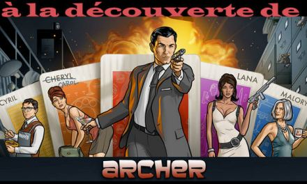 Archer : get animated