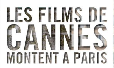 Vivez le Festival de Cannes dans les cinémas