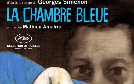 cannes - La chambre bleue, de Mathieu Amalric chambre bleue AFFICHE