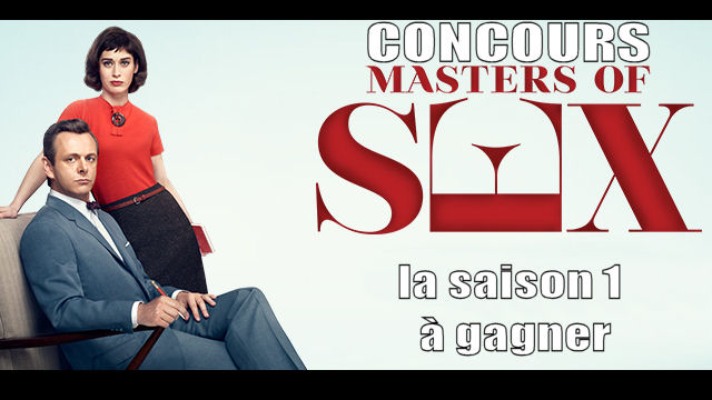 concours - [TERMINE] Concours : gagnez la saison 1 de Masters Of Sex en bluray ! concoursMoS
