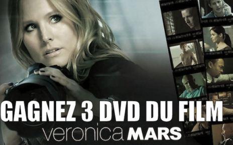 concours - [TERMINE] Concours : 3 DVDs de Veronica Mars le film à gagner