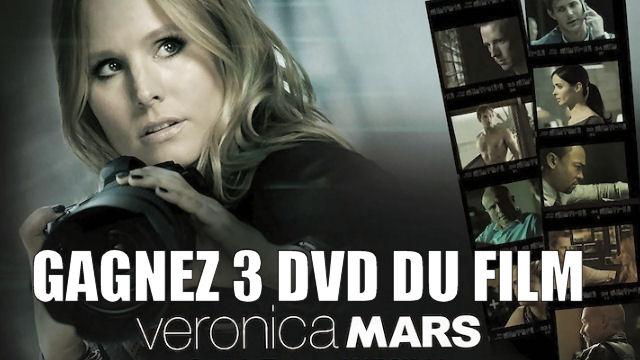 veronica mars - [TERMINE] Concours : 3 DVDs de Veronica Mars le film à gagner concoursVM