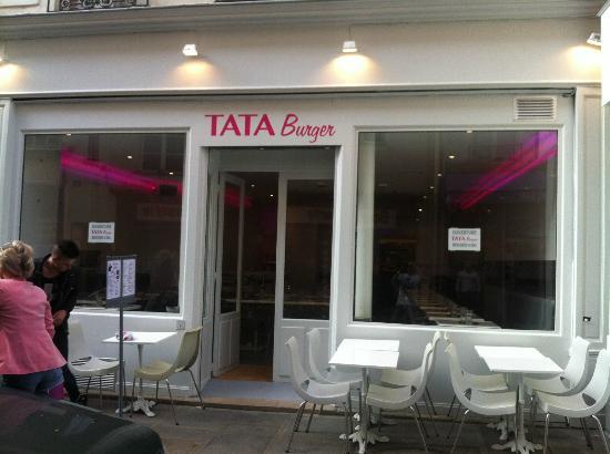 Burgers - Tata Burger : le gourmet burgaï ;) tata burger