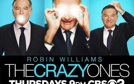 robinw illiams - The Crazy Ones : Kelley drôle the crazy ones promo poster