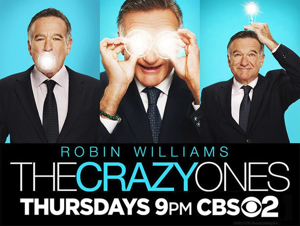 The Crazy Ones : Kelley drôle