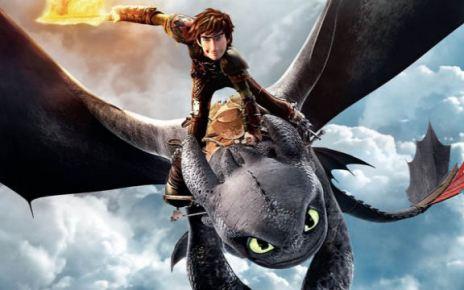 dragons 2 - Dragons 2 : Toothless est Breathless