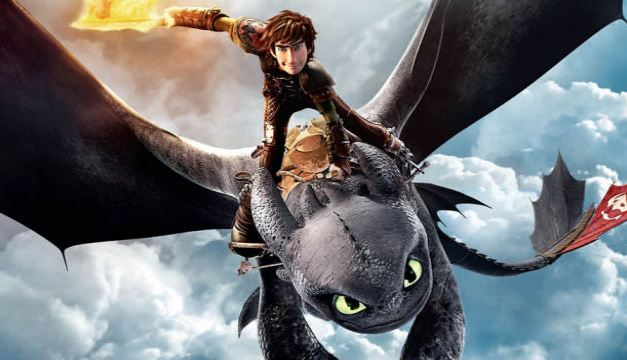 Dragons 2 : Toothless est Breathless