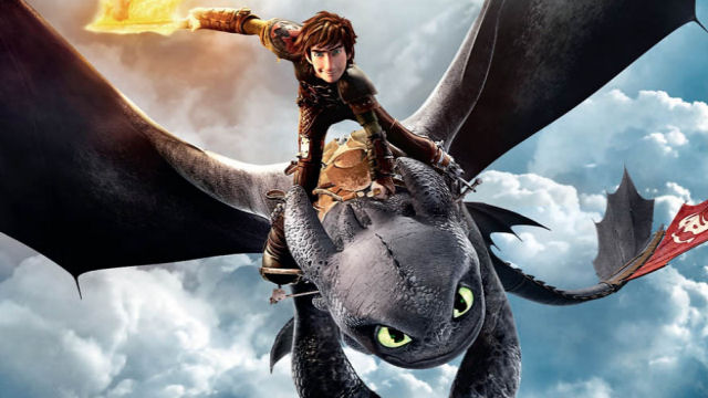 how to train your dragon - Dragons 2 : Toothless est Breathless
