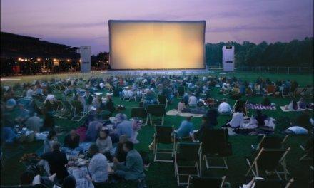 Cet été à Paris, c'est cinéma en plein-air