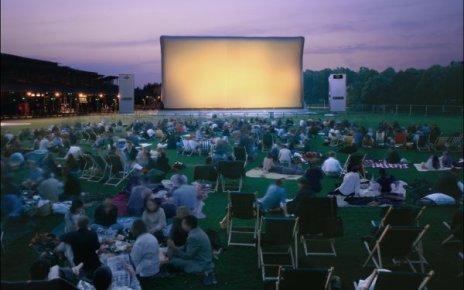 cinéma en plein-air - Cet été à Paris, c'est cinéma en plein-air