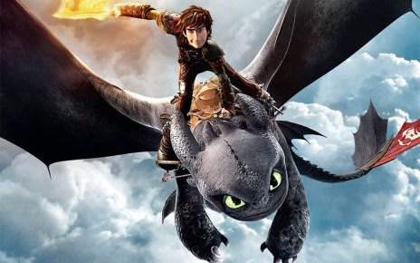 dragons 2 - Dragons 3 repoussé d'un an (encore) dragons 2 affiche teaser