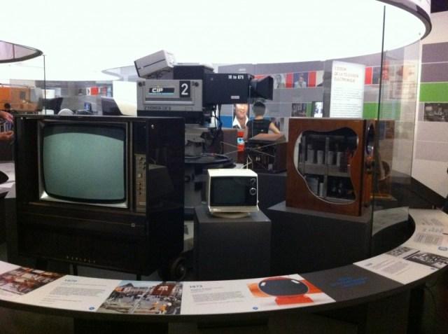 culture tv - Culture TV : l'exposition qui décortique le petit écran photo
