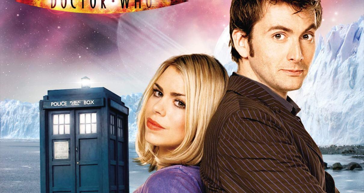 Reviews - Doctor Who, saison 2 : Born Again s2generic