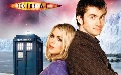 david tennant - Doctor Who, saison 2 : Born Again