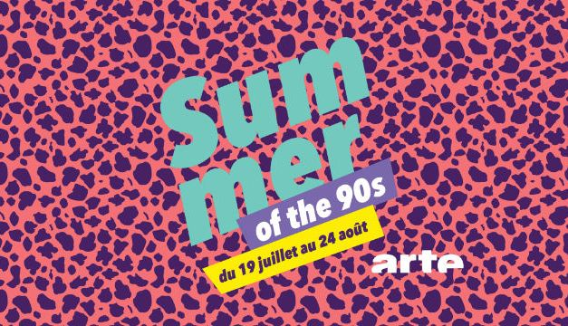 Summer Of The 90s sur Arte cet été !