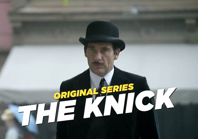 cinemax - L'avenir de The Knick se précise