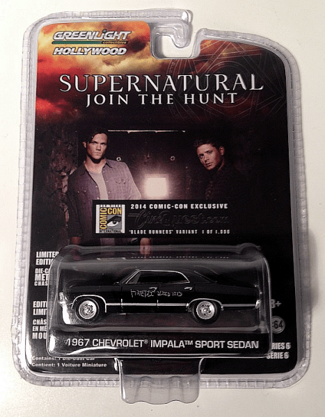 Supernatural Blade Runners Variant A