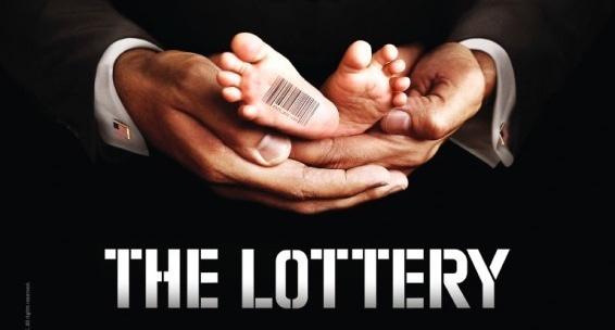 Lifetime - The Lottery ou la course à l'embryon... The Lottery Poster Saison1