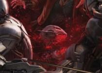 comic-con 2014 - SDCC 2014 : visuels pour Community, Crimson Peak, Ant-Man, Avengers 2... avengerssdcc20142