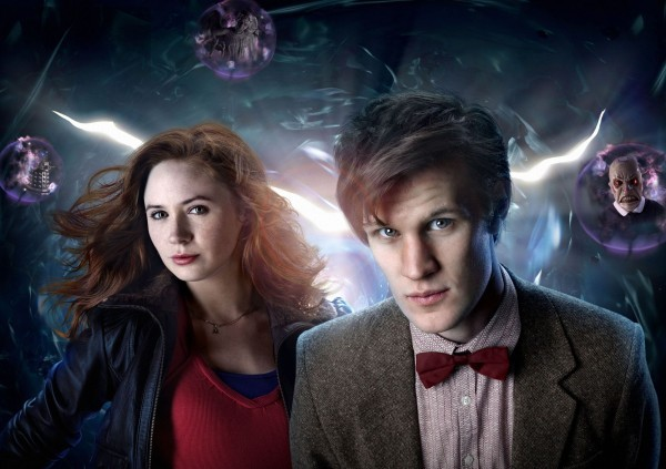 doctor who - Doctor Who, saison 5 : Youth doctor who s5