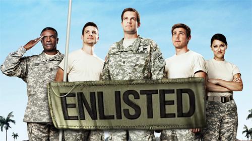 Enlisted : Mash-érie